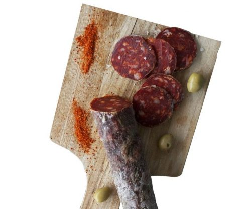 Chorizo de Porc du Sud-Ouest IGP