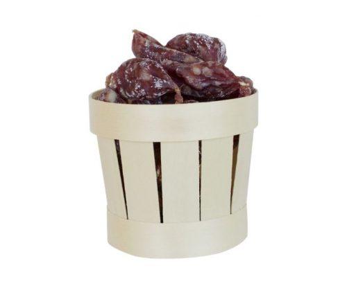 Minis saucissons au piment d'espelette