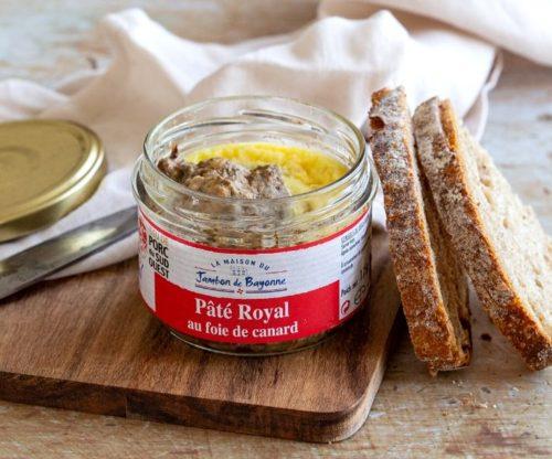 pâté royal foie de canard 175 grammes
