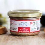 pâté de campagne au Floc de Gascogne 90 grammes