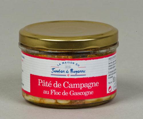 Pâté de Campagne au Floc de Gascogne