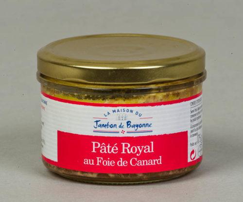 Pâté Royal au Foie de Canard