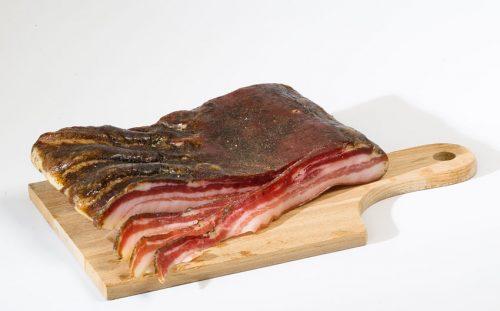 Poitrine de porc plate ou ventrêche plate