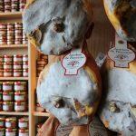 Buffet : assortiment de spécialotés de porc du Sud-Ouest