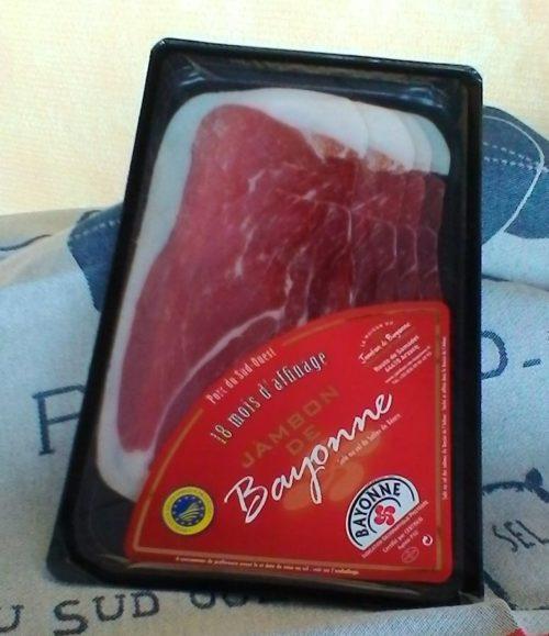 Acheter Jambon de Bayonne IGP 18 mois 4 tranches