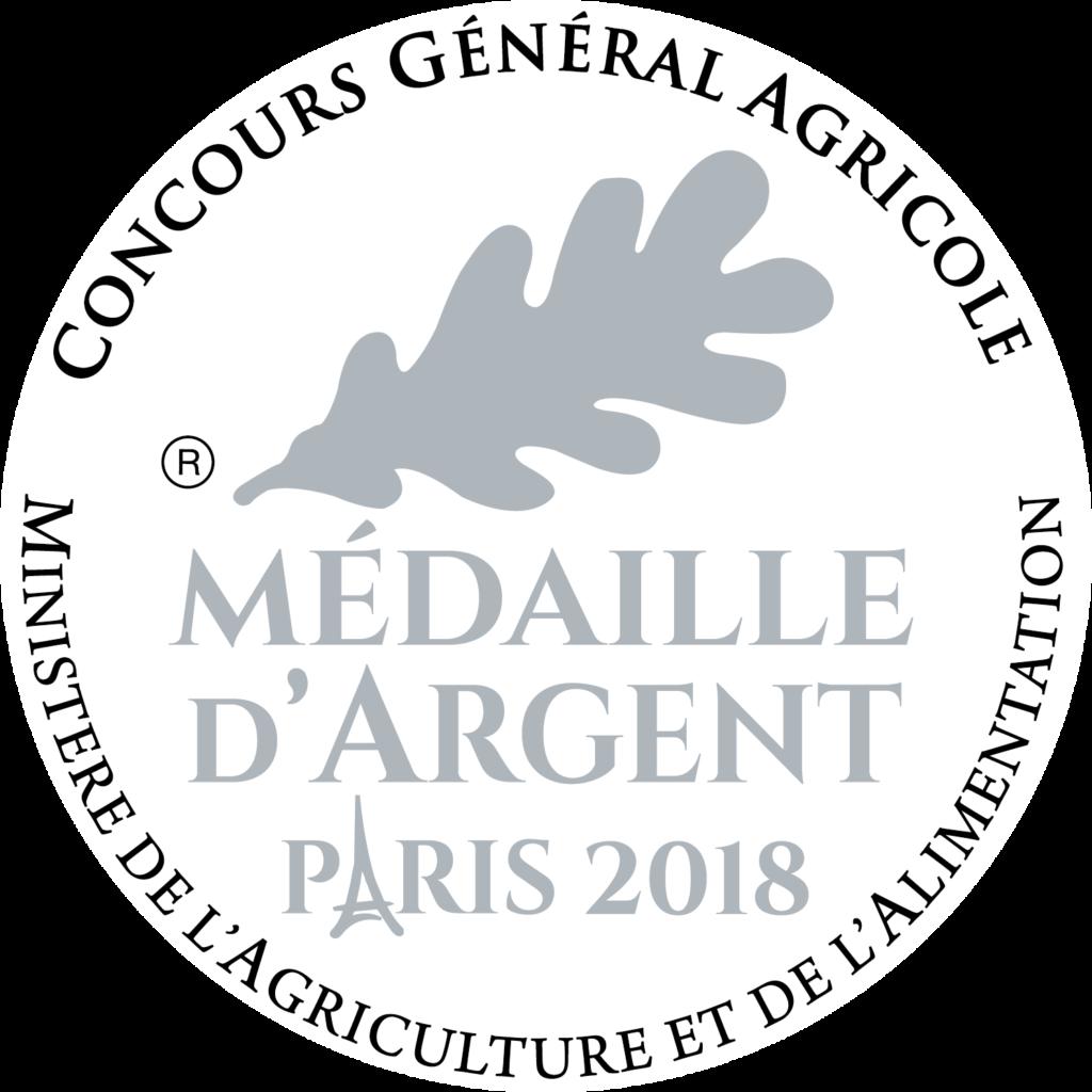 Concours Général Agricole Paris 2018 - Jambon de Bayonne 18 mois