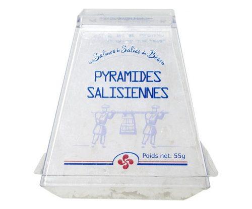 Pyramide salisienne de Sel de Salies-de-Béarn