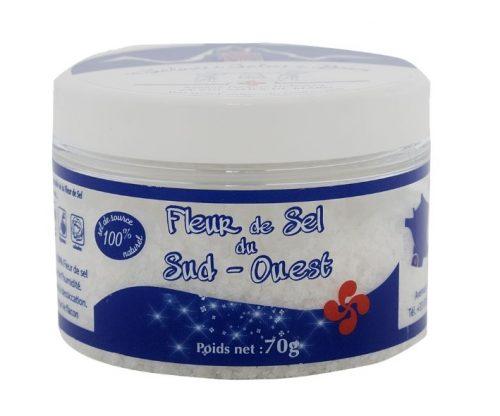 Fleur de sel 70 grammes