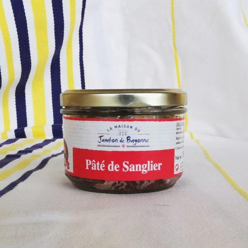 pâté de sanglier 180 gr