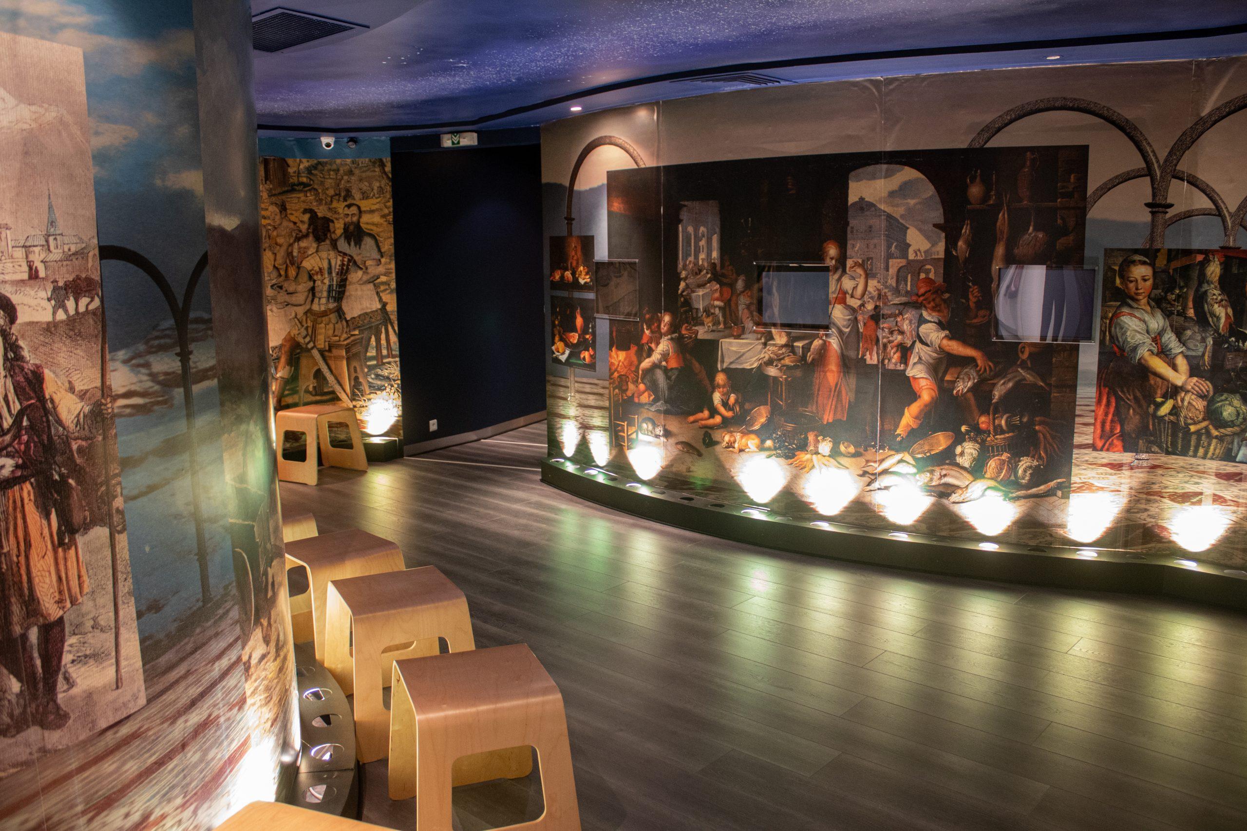 espace muséographique maison du jambon de bayonne