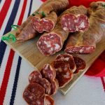 lot de saucisson au piment d'espelette