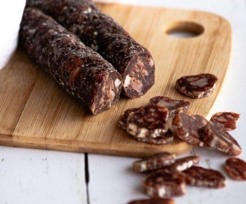 saucisse sèche de chevreuil 190 grammes
