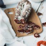 Promotion Saucisse sèche piment d'Espelette